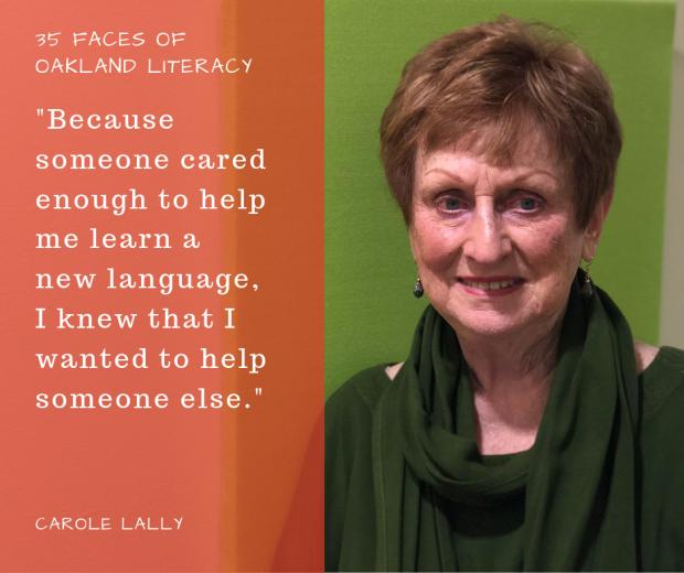 35 Faces Carole Lally