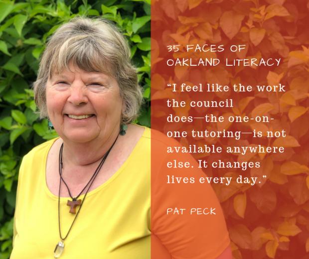 35 Faces Pat Peck